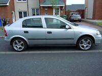 Vauxhall Astra 1.8 16v many new parts mot may 18