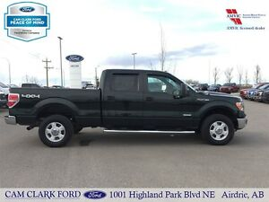 2013 Ford F-150 XLT SuperCrew EcoBoost MAX 157 4WD