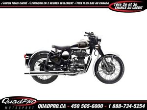 2017 Royal Enfield Classic Chrome 30,84$/SEMAINE