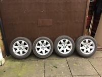 Bmw 16 alloys
