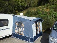 Dorema Vitesse XL Large Caravan Porch Awning