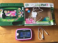 LeapPad 3 purple colour excellent condition hardly used
