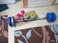 30kg weights