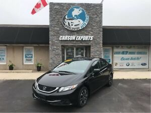 2014 Honda Civic Sedan EX WITH HEATED SEATS!