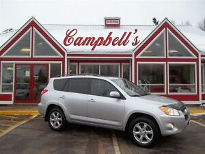 2009 Toyota RAV4 LIMITED!! AWD!! REAR VIEW CAMERA !! SUNROOF!! P