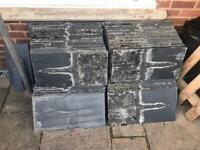 Man made slates