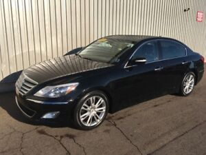 2013 Hyundai Genesis 3.8 Premium INCREDIBLE PREMIUM V6 SEDAN...