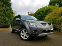 MITSUBISHI OUTLANDER 2,0 DIESEL,,7 SEATER,,12 MONTH MOT,,LOW MILEAGE,,FULL SERVICE HISTORY