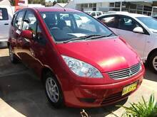 2008 Mitsubishi Colt Hatchback Young Young Area Preview