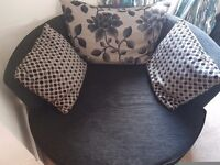 Swival chair from dfs
