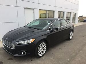 2013 Ford Fusion Titanium AWD Navigation Moonroof and more!!