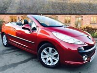 *FINANCE SPECIALISTS* This PEUGEOT 207 SPORT CABRIOLET for only £69 pm!Good or bad credit can apply!