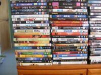 100 dvds plus 16 box sets