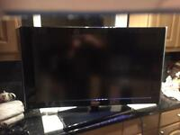 "Samsung 40""freeview. Hdmi TV"