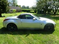 NISSAN 35OZ CONVERTIBLE FOR SALE