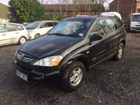 Ssangyong Kyron Diesel Automatic Spares or Repairs