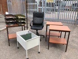 Office Chair Tables