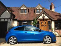 2009 Seat Ibiza Cupra 1.4TSI DSG 220 BHP 2 Owners Rare Speed Blue Top Spec Clean Car 2.5k Upgrades