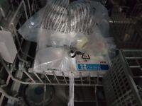 Brand new intergrated dishwasher