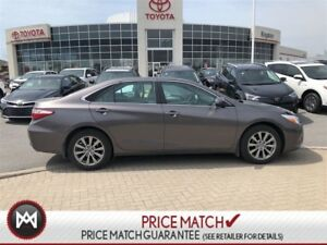 2015 Toyota Camry XLE - LOW KM - NO ACCIDENTS