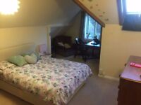 Large and bright double bedroom