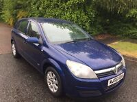 ASTRA AUTOMATIC 1.8 CLUB 55 REG 5 DOOR , MIAMI BLUE GREY TRIM ONLY 84300 MILES SERVICE HISTORY.