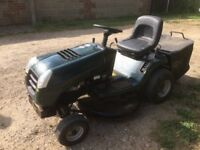 Hayter 13/30 Ride-On Tractor mower with 12hp Briggs & Stratton engine