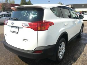 2014 Toyota RAV4 LE AWD Kitchener / Waterloo Kitchener Area image 4