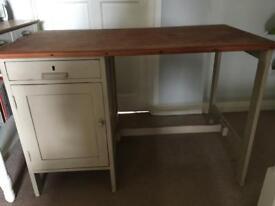 Desk - Annie Sloane Grey