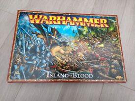 Warhammer: Island of Blood - Brand New