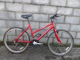 ladies bike raleigh 26''