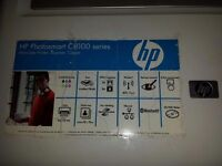 Hp Photosmart C8180 All in one. Printer Scanner Copier.