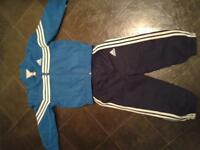 12-18 month adidas tracksuit