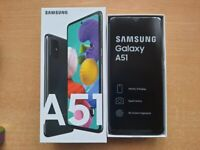 "Samsung Galaxy A51, 128GB/4GB/6.4"", Dual sim, Brand NEW, Boxed, Unlocked"