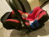 Car seat x2 and free gift