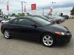 2006 Honda Civic EX w/ Moon Roof, Alloys!