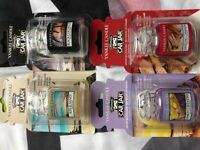 Yankee candle car jars 2£