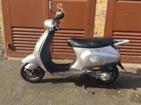 Piaggio Vespa 70cc reg as 50cc moped scooter gilera Yamaha