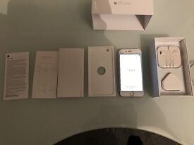Apple iPhone 6 128gb O2 network