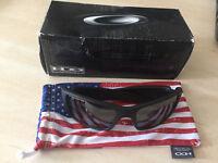 OAKLEY Fuel Cell Sunglasses / Black Iridium Lens *Brand New*