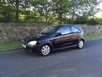 Vauxhall Corsa 1.2 SXI 3Dr, Mega Low Miles- 58K !! 1Yr MOT, Serviced, Immaculate In and Out