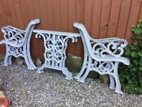 Heavy cast iron set