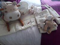Zeddy and Parsnip Baby bundle set