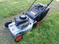 Easy Use Petrol Mower Flymo Briggs & Stratton,