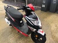 Lexmoto echo 50cc moped/scooter