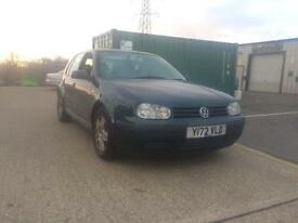 VOLKWAGEN GOLF - AUTOMATIC/ FSH/ LONG MOT