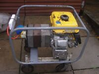 suzuki 3.5 kilowatt petrol generator