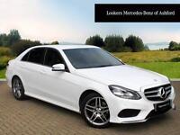 Mercedes-Benz E Class E220 CDI AMG SPORT (white) 2014-06-02