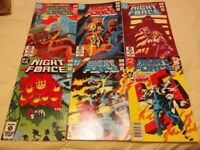 Night Force 1983 DC Comics complete series Collection