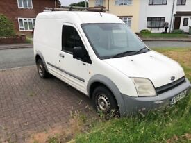 12 Month MOT, Ford Transit Connect